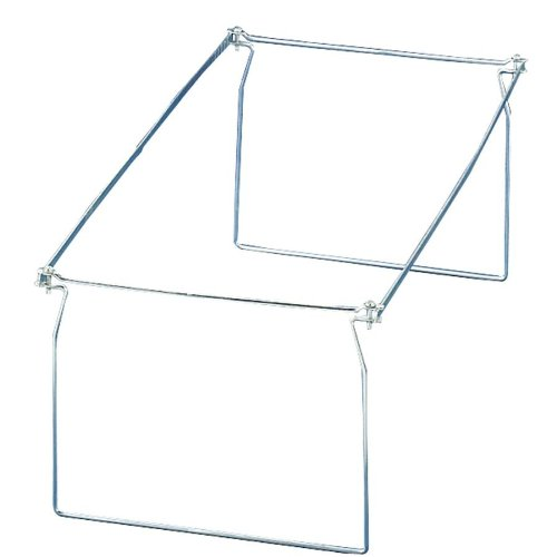 Officemate Hanging File Frames, Letter Size, Steel, 6 Pack (98620) - Steel Hanging Folder Drawer Frames