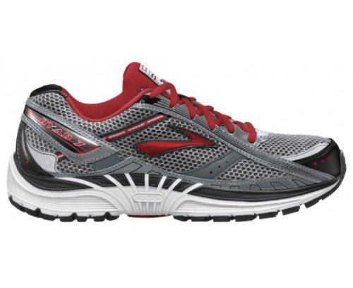 Brooks Men's Dyad 7 M Trainer Grey QHck1I