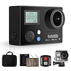 Image of the product Bototek 4K Action Camera that is listed on the catalogue brand of bototek.