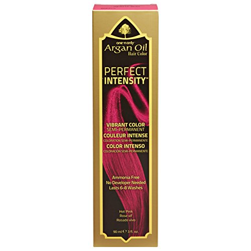 One 'n Only Perfect Intensity Hot Pink Semi Permanent Hair C
