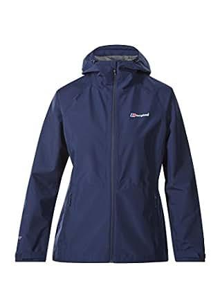 Berghaus Women's Paclite 2.0 Waterproof Shell Jacket, Dusk, 10