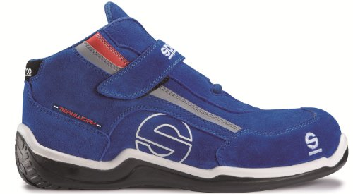 Racing High S3 Safety Shoes Blue