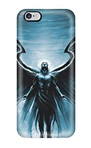 Cute Appearance Cover/tpu Fallen Angel Case For iphone 6 4.7