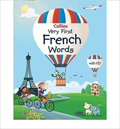 Collins Very First French Words by UNKNOWN ( Author )