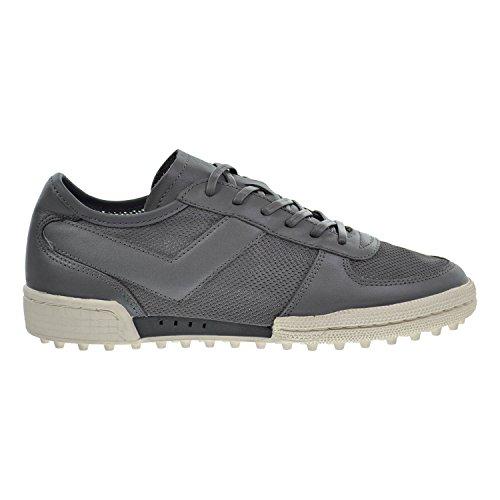 Pony Linebacker Zapatillas Para Hombre Carbón / Crema 0710021-s24