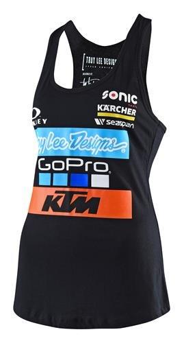 KTM TLD Womens Team Tank XLARGE UPW1787105