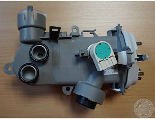 Calentador de paso DE-System Elemento calefactor 2100 W ...