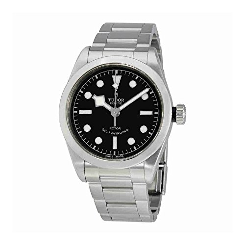 Tudor Heritage Black Bay 36 Automatic Mens Watch 79500-BKSS