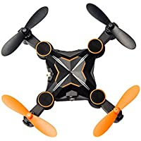 AKK 901 2.4G 4CH 6 Axis Mini Quadcopter One Key Return Compatible with AKK A1 Micro Camera As a FPV Drone