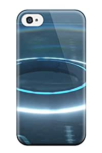 Charejen HRaABuf3180YJsEl Case For Iphone 4/4s With Nice Tron Legacy Appearance