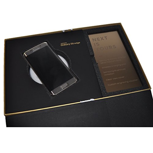 SAMSUNG GALAXY S6 EDGE 128GB SM-G925F GOLD PLATINUM LIMITED EDITION 4G/LTE CELL PHONE