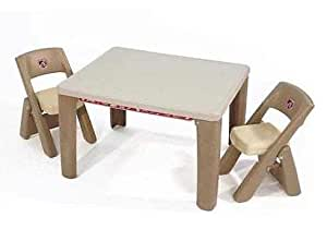 Step2 LifeStyle Folding Table & Chairs Set 2