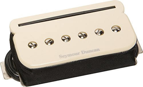 Seymour Duncan SHPR-1n P-Rails - Neck Pickup Cream - Neck Pickup Cream
