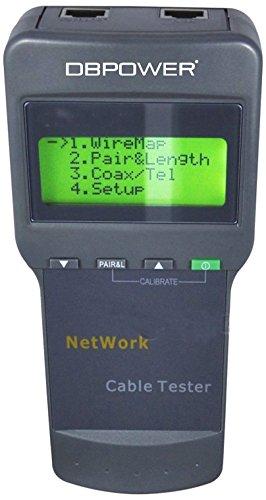 DBPOWER TD0091 Sc 8108 Network Multifunction