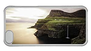Hipster cassette for iphone 4/4s case gasadalur faroe island PC Transparent for Apple for iphone 4/4s