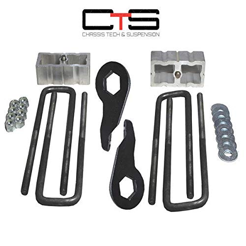 Chassis Tech Lift Kit Chevy Front Torsion Keys Rear 4