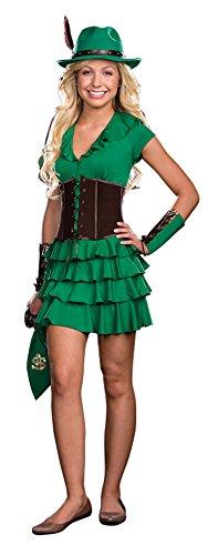 Robyn da Hood Costume - Teen Medium - Robyn Da Hood Teen Costumes