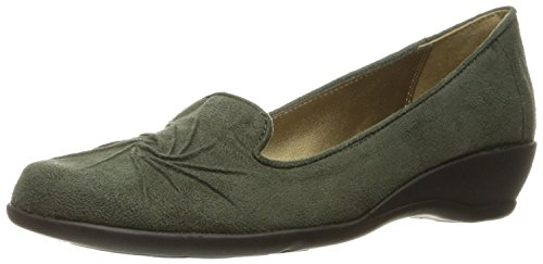 Hush Puppies Soft Style Par Womens Rory Flat, Vert, 38 W Eu / 5 W Uk
