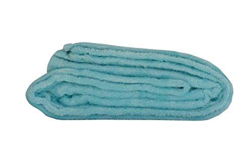 Tourma-Blanket Seafoam Green Twin Blanket from FIR (far Infrared) Industries by FIR (far Infrared) Industries