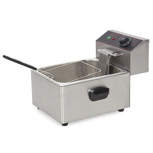 Deep Fryer Electric 2500 Watt Commercial Unit Restaurant Fry