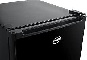 Frigobar negro dft-9 N: Amazon.es: Grandes electrodomésticos