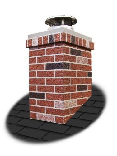 Lindemann 611101 Rectangle Cap and Trim for Chimney - Chimney Rco