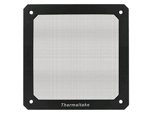 (Thermaltake 120mm Black Magnetic Fan Filter (AC-002-ON1NAN-A1))