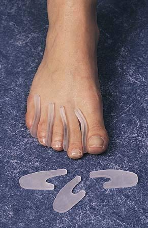 The Silipos Incorporated Silipos Gel Toe