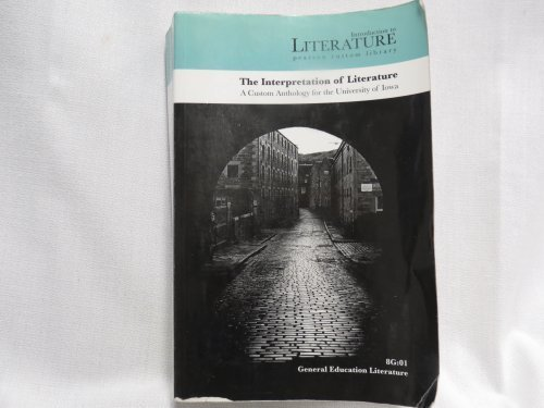 Introduction to Literature~The Interpretation of Literature