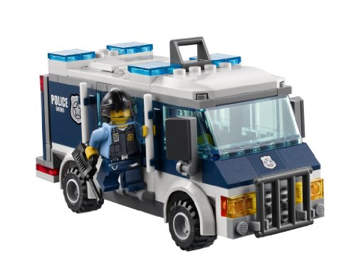 Lego city police museum break in 60008 new - Lego city police camion ...
