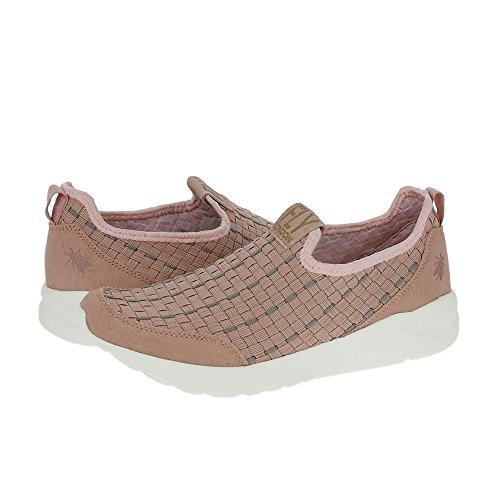 Zapatos De Sati Fly London Rosa Color De Rosa