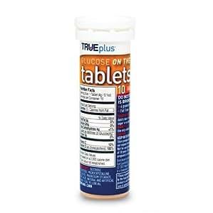 Orange Glucose Tablets 10 Ct.