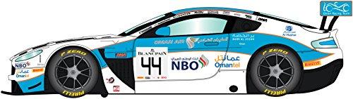 Aston Martin Replica - Scalextric Aston Martin Vantage GT3 Oman Racing #44 1:32 Slot Car C3843 Vehicle Replicas