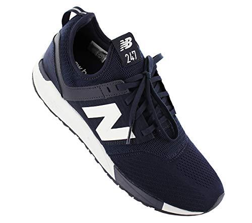 Dunkelblau Bleu Basses Mrl247 nw Mixte Adulte Sneakers dunkelblau d Balance New qvaw48OO
