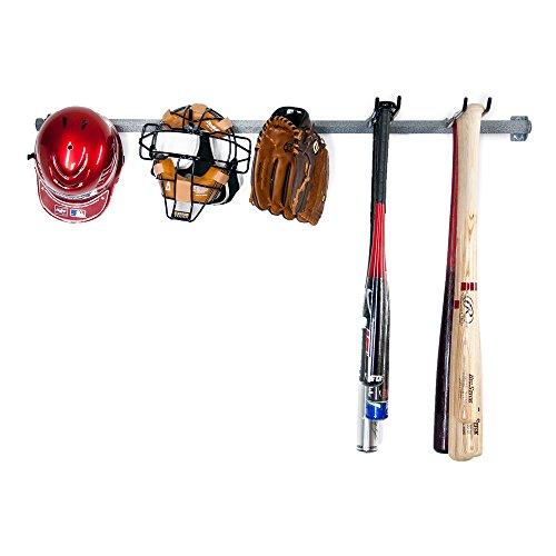 Monkey Bars Baseball Rack, Large