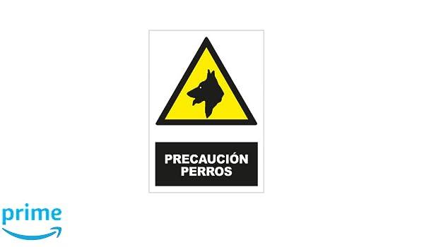 S21 Señalización ADR2405.G Señal precaución perros ...