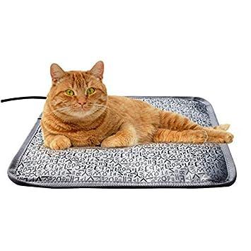 Ailyoo - Manta eléctrica de calefacción para Mascotas ...