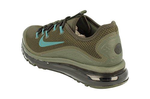 Nike Air Max Meer Heren Hardloopschoenen Trainers 898.013 Schoenen Van De Sequoia Jade Black 300