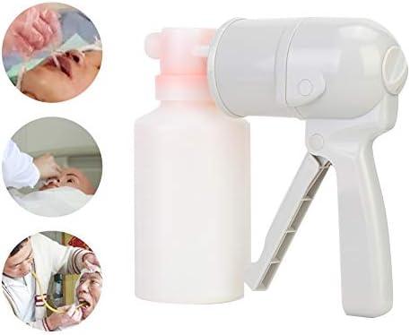 Dispositivo de succión manual Hogar Dispositivo de bomba de succión de flema manual Dispositivo de succión de primeros auxilios respiratorio para el hogar: Amazon.es: Belleza