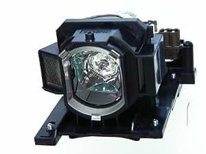 PHROG7 lampara de proyector para HITACHI DT01022 - HITACHI CP-RX70W, CP-RX78, CP-RX78W, CP-RX80, CP-RX80W, ED-X24
