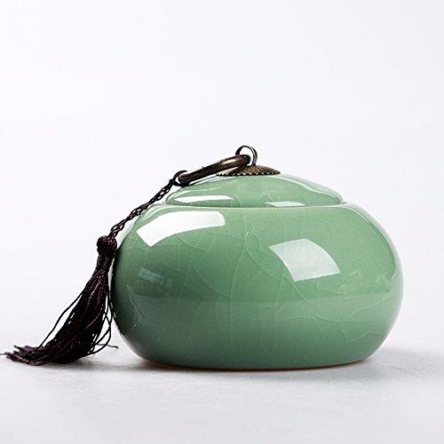 Celadon Jar - 9