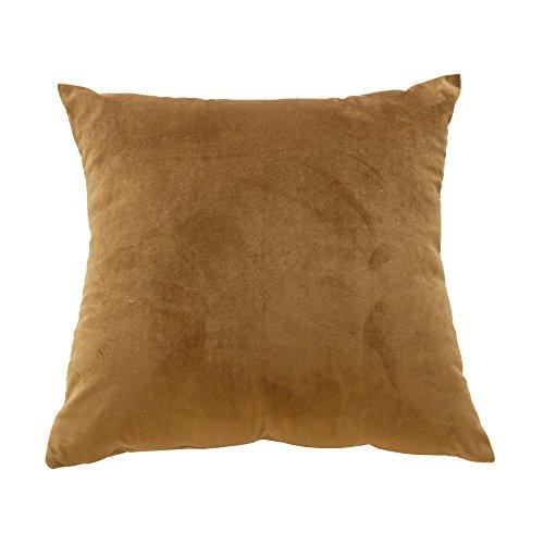 Easter Pillow case Cover 18x18,EOWEO Velvet Pillow Sofa Waist Throw Cushion Cover Home Decor Cushion Cover Case from EOWEO