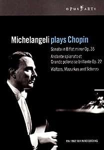 Michelangeli Plays Chopin [Import]