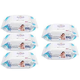 Soft Wet Wipes for New Born Babies