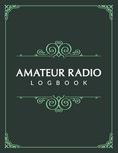 Amateur Radio Logbook: HAM Radio Log Book; Logbook for Ham Radio Operators; Amateur Ham Radio Station Log Book; Ham Radio Contact Keeper; Ham Radio ... Radio-Wave Frequency & Power Test Logbook