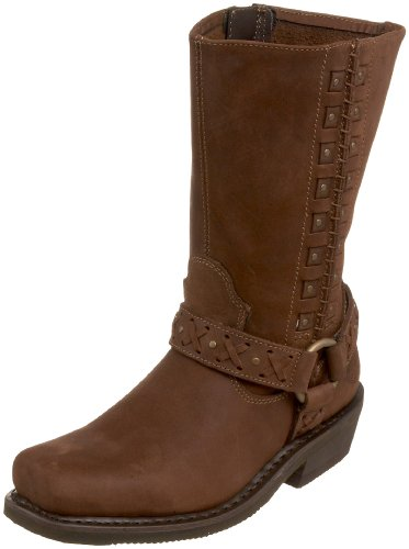 Womens Harley Boots - 8