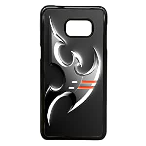 Samsung Galaxy S7 Phone Case Black Game StarCraft 2 Protoss Case Cover PP7U370732