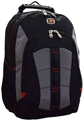 SwissGear Skyscraper Backpack Laptop Compartment
