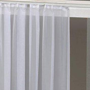 Amazonde Dekoschal Kräuselband Gardine Universalband Voile Vorhang
