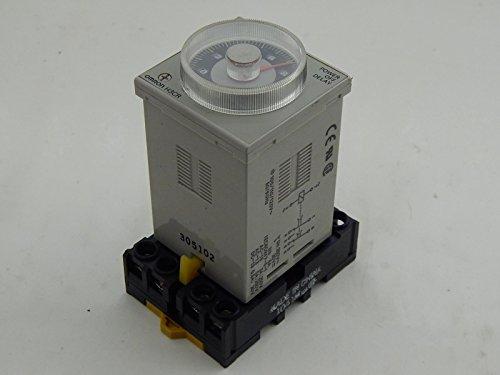Omron H3CR-H8L Timer 110/120V 50/60Hz by Omron